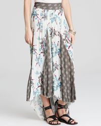 Free People Green Maxi Skirt - Show Off Your Skirt