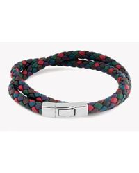 Tateossian | Multicolor Multi-double Click Bracelet for Men | Lyst