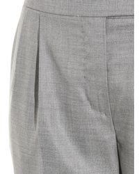 Max Mara Gray Monia Trousers