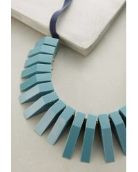 Orly Genger By Jaclyn Mayer | Blue Adeline Necklace | Lyst