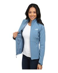 The North Face - Blue Shellrock Jacket - Lyst
