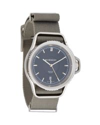 Givenchy | Gray Seventeen Watch | Lyst
