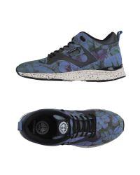 Gourmet - Blue Low-tops & Sneakers - Lyst