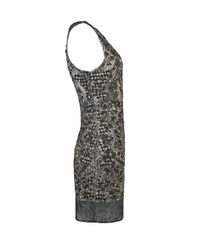 AllSaints Natural Viper Dress