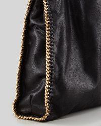 Stella McCartney Falabella Big Tote Bag Black