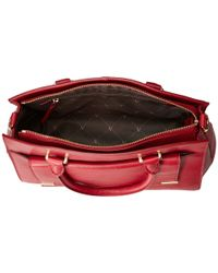 Vince Camuto - Red Karma Satchel - Lyst