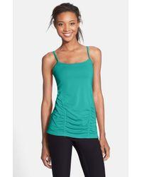 Zella | Green 'Focus' Camisole | Lyst