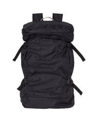 Tommy Hilfiger - Black Packable Backpack for Men - Lyst