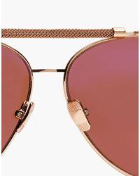 Belstaff | Multicolor Panther Aviator Sunglasses | Lyst