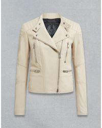 Belstaff Natural Sidney 3.0 Jacket