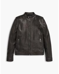 Belstaff Black New Gransden Jacket for men