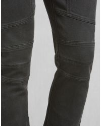 Belstaff Black Elmbridge Regular Fit Trousers for men