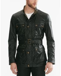 Belstaff Blue The Roadmaster Jacket for men