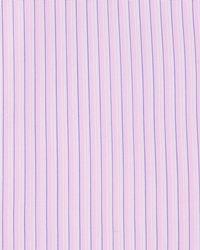 Charvet - Pink Striped Barrel-cuff Dress Shirt for Men - Lyst