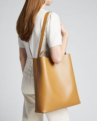 Aesther Ekme Brown Soft Leather Sac Tote Bag