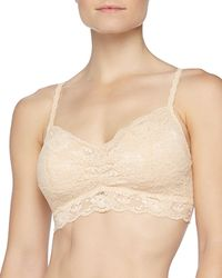 Cosabella | Black Never Say Never Padded Sweetie Soft Bra | Lyst