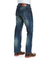 PRPS Blue Rambler Jeans One Year Wash for men