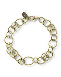 Ippolita | Metallic Glamazon 18k Classic Link Bracelet | Lyst