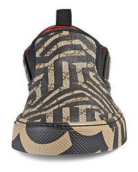 Gucci - Black Dublin Slip-on Sneaker for Men - Lyst