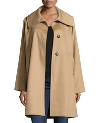 Jane Post | Natural The Jane Cashmere Coat | Lyst