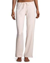 La Perla - Pink Souple Jersey Lounge Pants - Lyst
