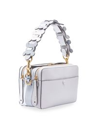 Anya Hindmarch | Gray The Stack Crossbody Circulus Bag | Lyst