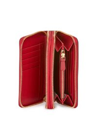 Anya Hindmarch | Red Circulus Double Wallet | Lyst