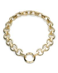 Eddie Borgo | Metallic O-ring Chain Necklace | Lyst