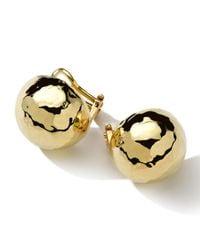 Ippolita | Metallic Glamazon Pinball Clip-on Earrings | Lyst