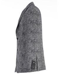 Z Zegna - Gray Blazer Jacket for Men - Lyst