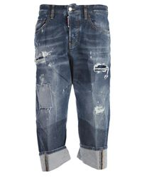 DSquared² - Blue Jeans Kaway for Men - Lyst