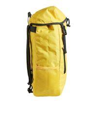 Jack & Jones Kordelzug Rucksack in Yellow für Herren