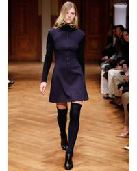 Dorothee Schumacher - Black Total Devotion Dress Sl.less - Lyst