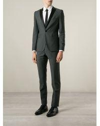 Tonello - Gray Classic Two-piece Suit for Men - Lyst