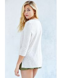 Project Social T - White Hayden Tee - Lyst