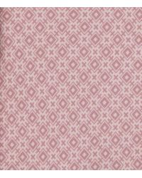 Reiss - Pink Ritz Printed Silk Tie for Men - Lyst