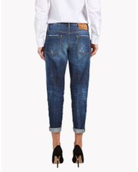 DSquared² - Blue Hockney Jeans - Lyst