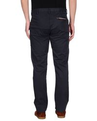 K-Way - Blue Casual Pants for Men - Lyst