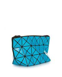 Bao Bao Issey Miyake | Blue Lucent Basic Cosmetics Case | Lyst