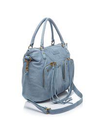 Liebeskind - Blue Satchel - Greta D Pocket - Lyst