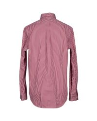 Pink Pony | Purple Shirt for Men | Lyst