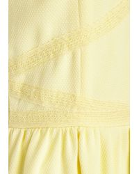 Marine Blu - Yellow More Than Sweets The Eye Dress - Lyst
