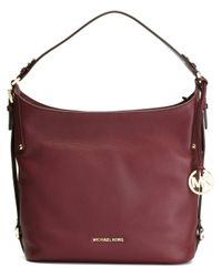 MICHAEL Michael Kors - Red Large 'bedford' Tote - Lyst