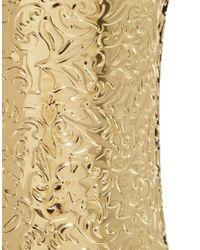 ASOS - Metallic Filigree Cuff Bracelet - Lyst