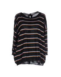 .Tessa - Black Sweater - Lyst