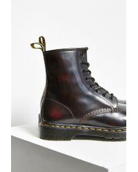 Dr. Martens - Purple 1460 8-eye Boot - Lyst