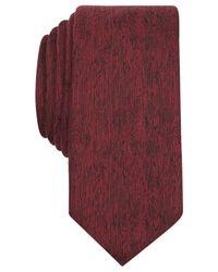Original Penguin | Purple Weddell Solid Skinny Tie for Men | Lyst