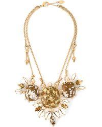 Vivienne Westwood - Metallic 'lusaka' Necklace - Lyst