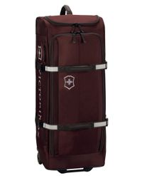 Victorinox | Purple Ch-97 2.0 Explorer 36in Wheeled Duffel for Men | Lyst