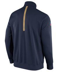 Nike Blue Men's Los Angeles Rams Empower Jacket for men